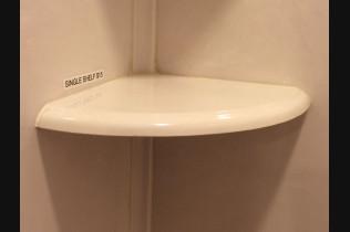 Shower Accessory Corner Shelf