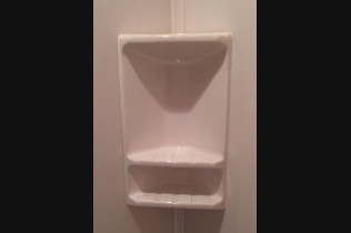 Shower Accessory Large Corner Soap