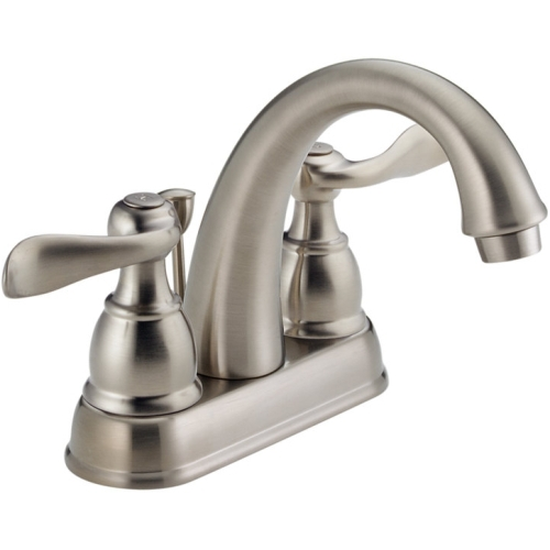Delte Windemere Faucet Stainless Steel