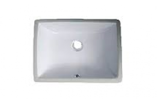 Undermount Rectangular Bathroom Sink