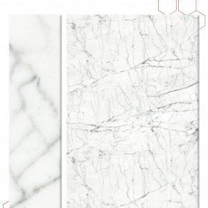 tyvarian bianco carrara color sample