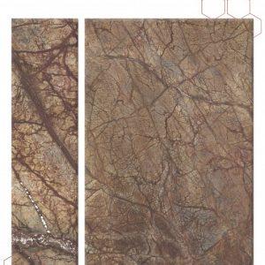 tyvarian rainforest brown color sample